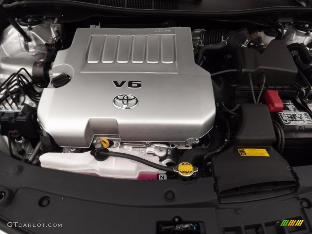 2012 Toyota Camry Se V6 3 5 Liter Dohc 24