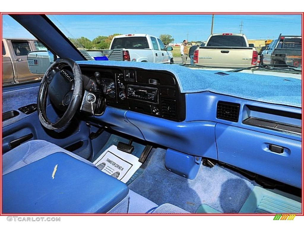 1995 Dodge Ram 2500 Laramie Extended Cab Commercial