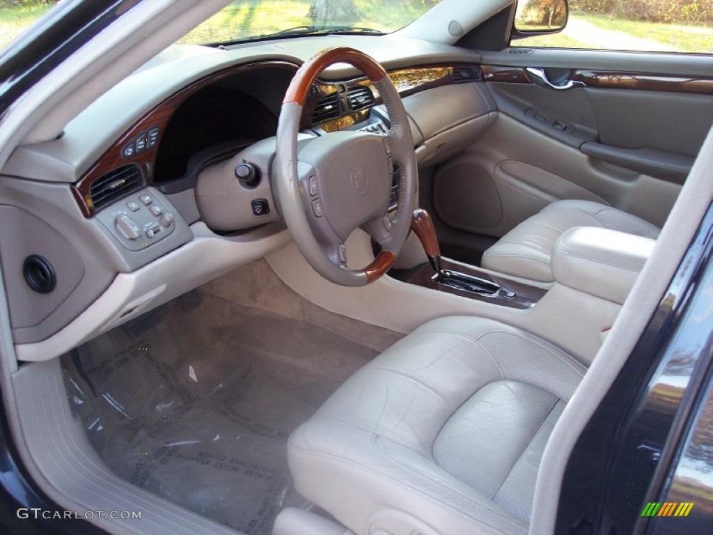 2000 Cadillac Deville Dts Interior Photo 56151416
