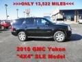 Onyx Black 2010 GMC Yukon SLE 4x4