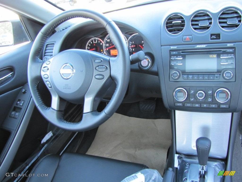 2016 Nissan Altima 3.5 Sl >> 2012 Nissan Altima 3.5 SR Coupe Dashboard Photos ...