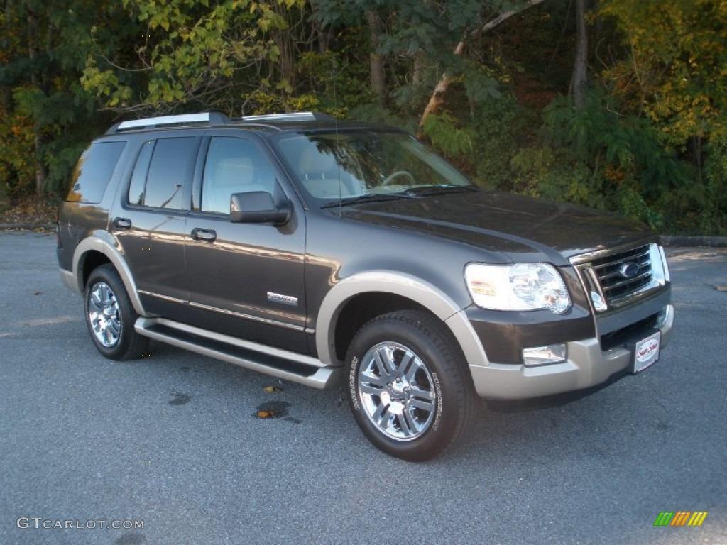 2006 Dark Stone Metallic Ford Explorer Eddie Bauer 56156622