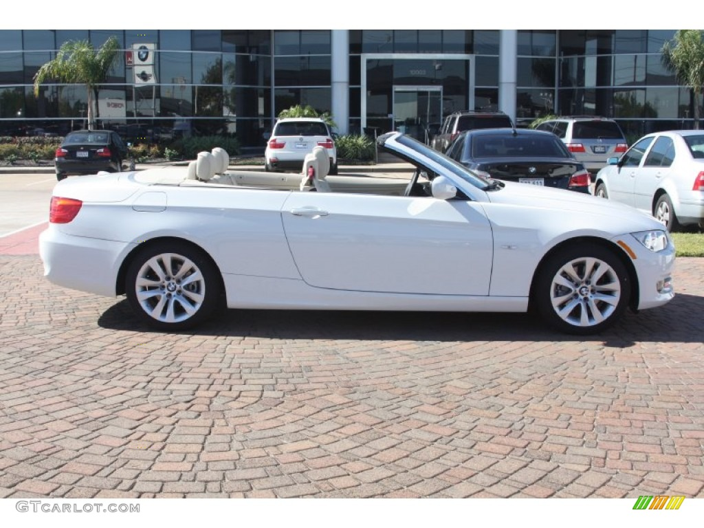 alpine white 2012 bmw 3 series 328i convertible exterior photo 56162297. Black Bedroom Furniture Sets. Home Design Ideas