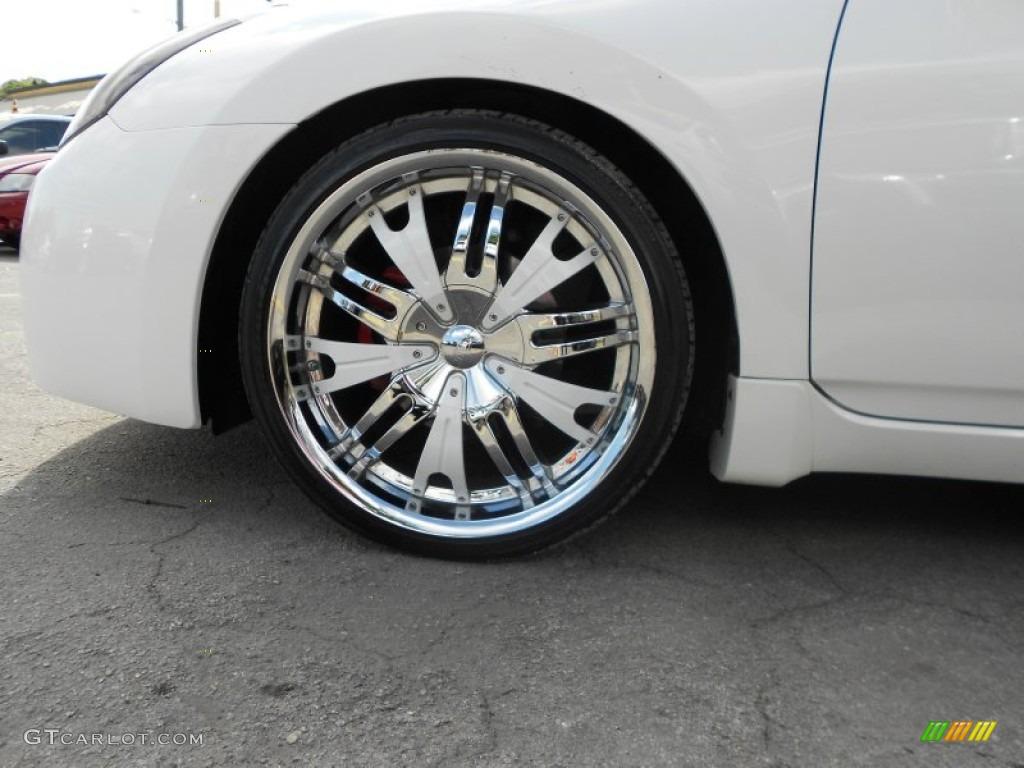 2008 Nissan Altima 2 5 S Coupe Custom Wheels Photo 56167544 Gtcarlot Com