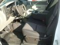 2012 Summit White Chevrolet Silverado 1500 Work Truck Regular Cab 4x4  photo #3