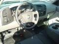 2012 Summit White Chevrolet Silverado 1500 Work Truck Regular Cab 4x4  photo #4