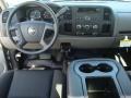 2012 Blue Granite Metallic Chevrolet Silverado 1500 LS Extended Cab 4x4  photo #4