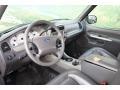 Dark Graphite 2002 Ford Explorer Sport Trac Interiors
