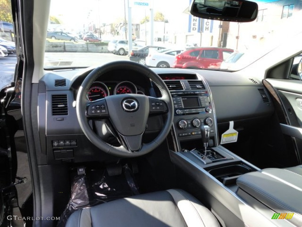 2012 Mazda Cx 9 Touring Awd Interior Photo 56200301 Gtcarlot Com
