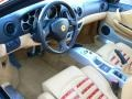 Tan 2003 Ferrari 360 Interiors