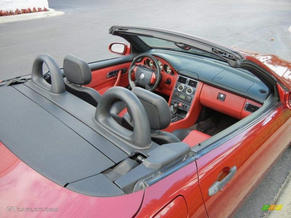 1999 mercedes benz slk 230 kompressor roadster interior photo 56208254. Black Bedroom Furniture Sets. Home Design Ideas