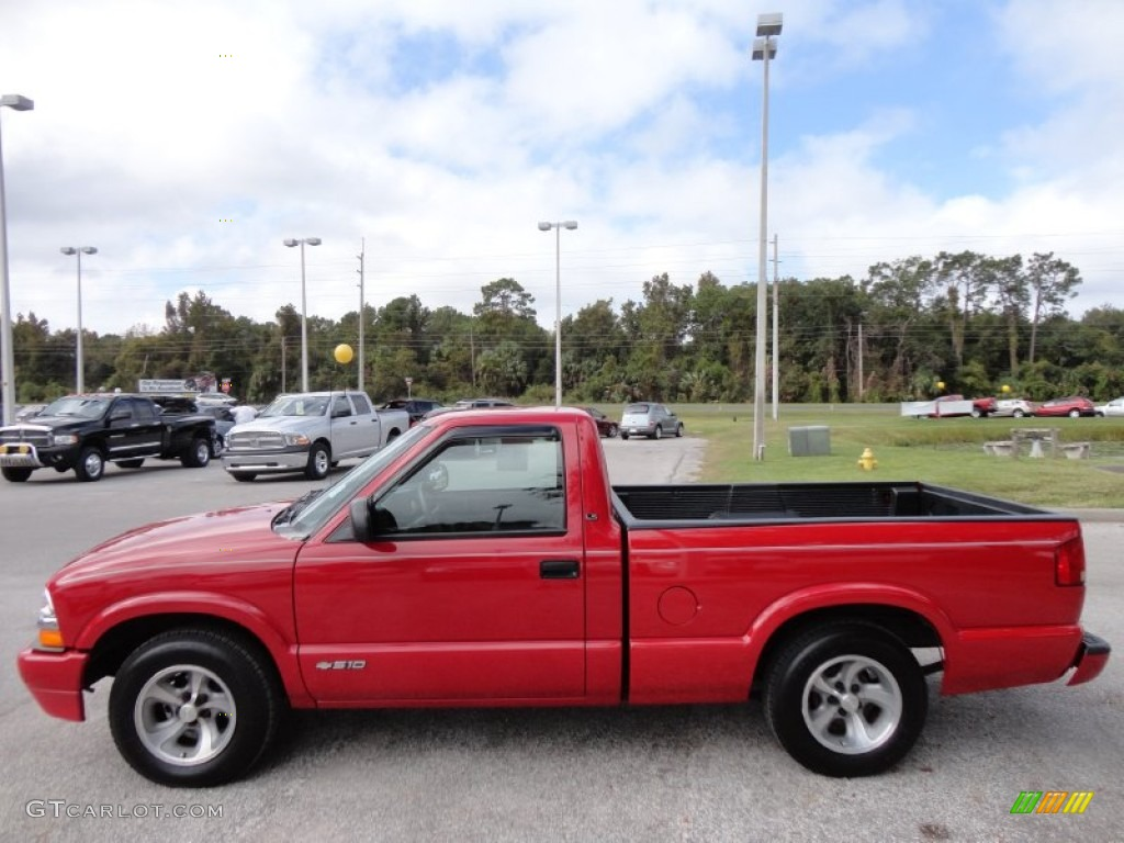 bright red 1998 chevrolet s10 ls regular cab exterior photo rh gtcarlot com 1998 chevy s10 manual transmission removal 1998 chevy s10 manual transmission noise