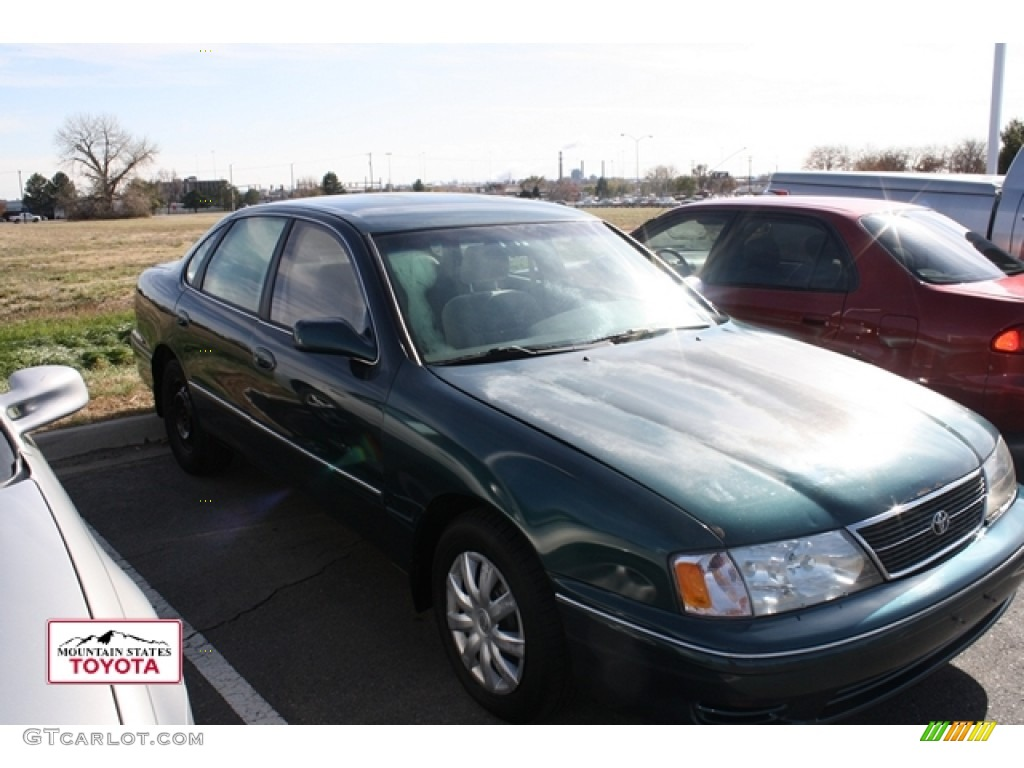 1998 Evergreen Pearl Toyota Avalon Xl 56188861 Gtcarlot