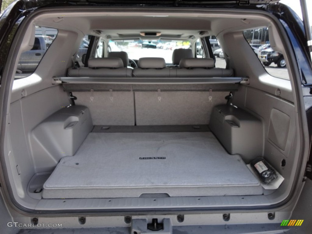 2003 Toyota 4runner Sport Edition Trunk Photo 56212844