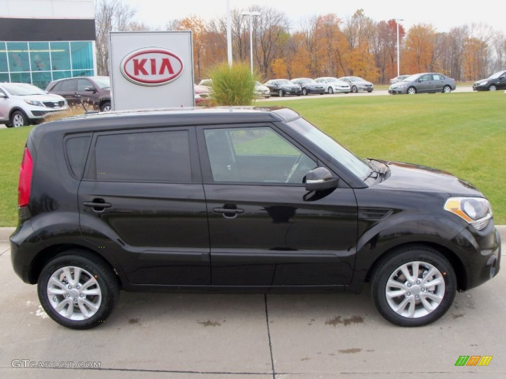Shadow black 2012 kia soul exterior photo 56221916 2012 kia soul exterior colors