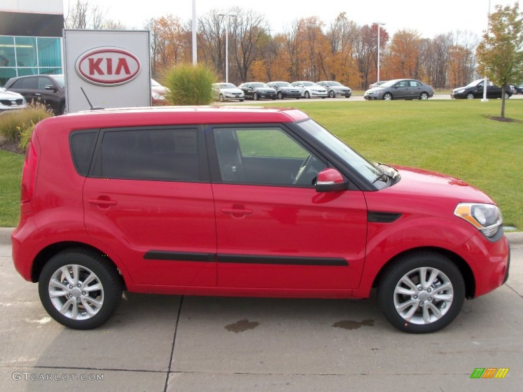 Molten red 2012 kia soul exterior photo 56221982 2012 kia soul exterior colors