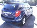 2010 Navy Blue Metallic Chevrolet Equinox LS  photo #8