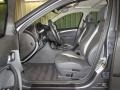 Gray/Parchment 2007 Saab 9-3 Interiors