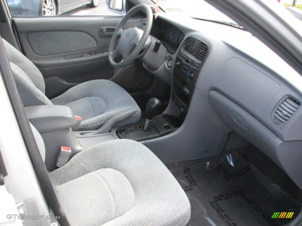 2001 hyundai sonata standard sonata model interior photo. Black Bedroom Furniture Sets. Home Design Ideas