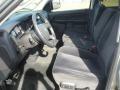 2005 Dodge Ram 3500 Dark Slate Gray Interior Interior Photo