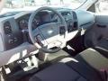 2012 Victory Red Chevrolet Silverado 1500 LS Regular Cab  photo #7