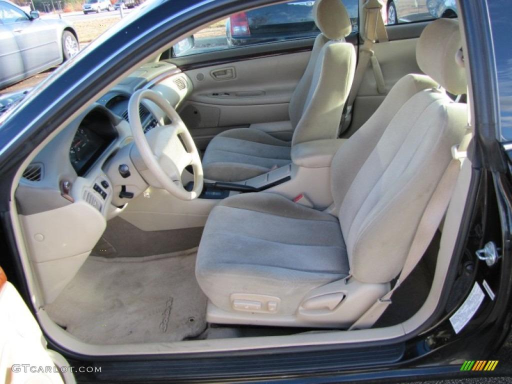 2000 Toyota Solara Se Coupe Interior Photo 56245923