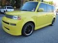 2005 Solar Yellow Scion xB  #56231518