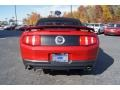 2011 Red Candy Metallic Ford Mustang GT/CS California Special Convertible  photo #4