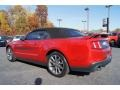 2011 Red Candy Metallic Ford Mustang GT/CS California Special Convertible  photo #37