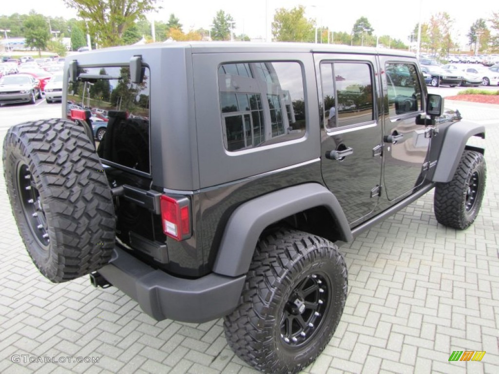 black 2011 jeep wrangler unlimited rubicon 4x4 exterior photo 56247469. Black Bedroom Furniture Sets. Home Design Ideas