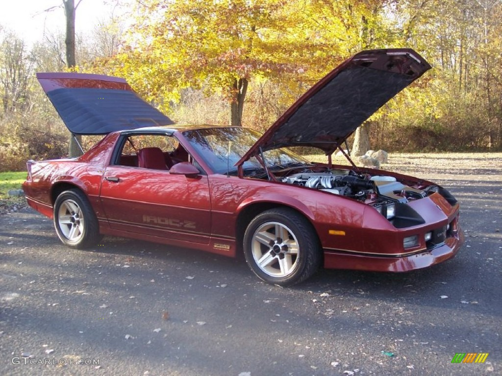 1986 chevrolet camaro z28 convertible for sale cargurus. Black Bedroom Furniture Sets. Home Design Ideas