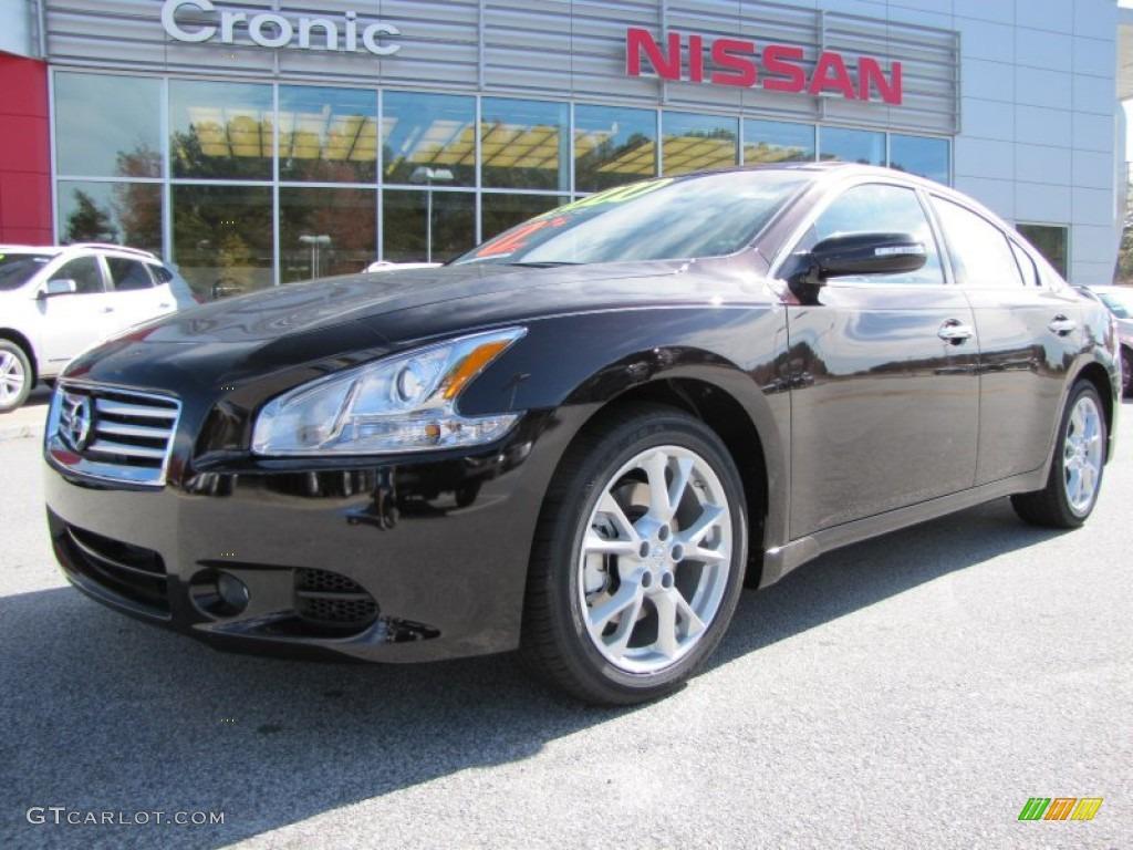 2012 crimson black nissan maxima 3 5 sv 56231205 car color galleries. Black Bedroom Furniture Sets. Home Design Ideas