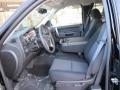 2012 Black Chevrolet Silverado 1500 LT Extended Cab  photo #8