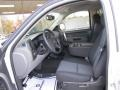 2012 Summit White Chevrolet Silverado 1500 LS Crew Cab  photo #10