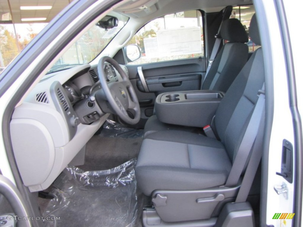 2012 Chevrolet Silverado 1500 Ls Extended Cab Interior Photo 56264408