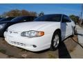 2000 Bright White Chevrolet Monte Carlo SS  photo #1