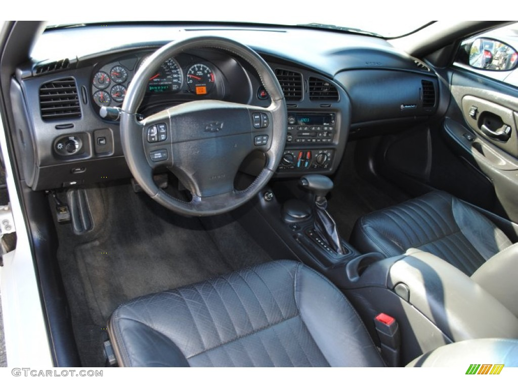 ebony interior 2000 chevrolet monte carlo ss photo
