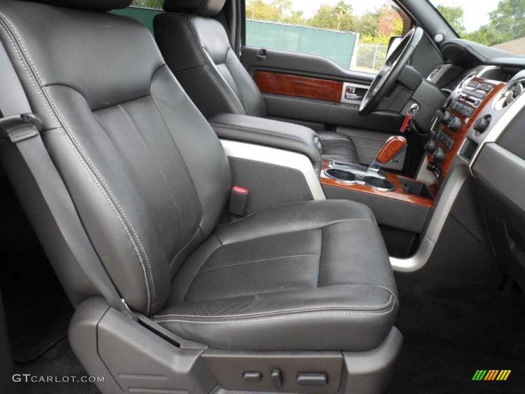 2010 Ford F150 Lariat Supercrew Interior Photo 56269187