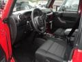 2012 Flame Red Jeep Wrangler Sport S 4x4  photo #6