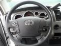 Graphite Steering Wheel Photo for 2012 Toyota Tundra #56271719