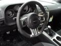 Dark Slate Gray Steering Wheel Photo for 2012 Dodge Challenger #56272673