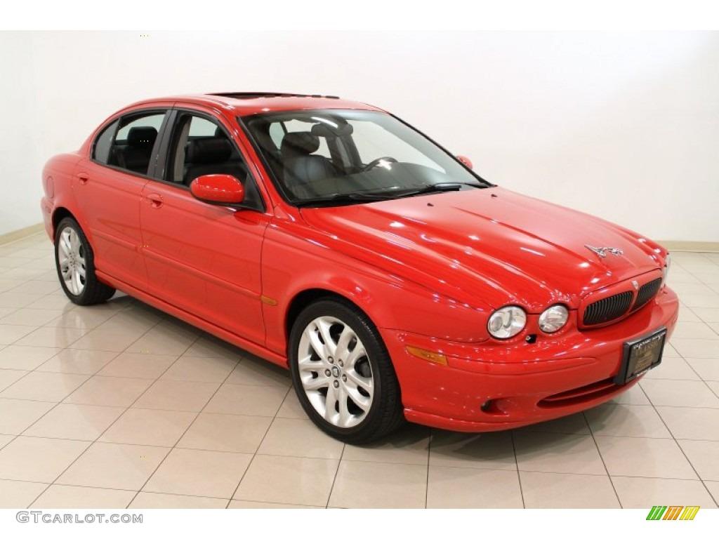 phoenix red 2002 jaguar x type 3 0 exterior photo 56272937. Black Bedroom Furniture Sets. Home Design Ideas
