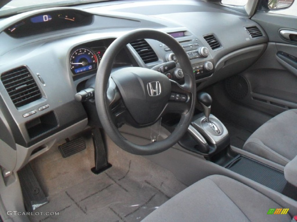 2006 honda civic lx sedan interior photo 56273621 gtcarlot