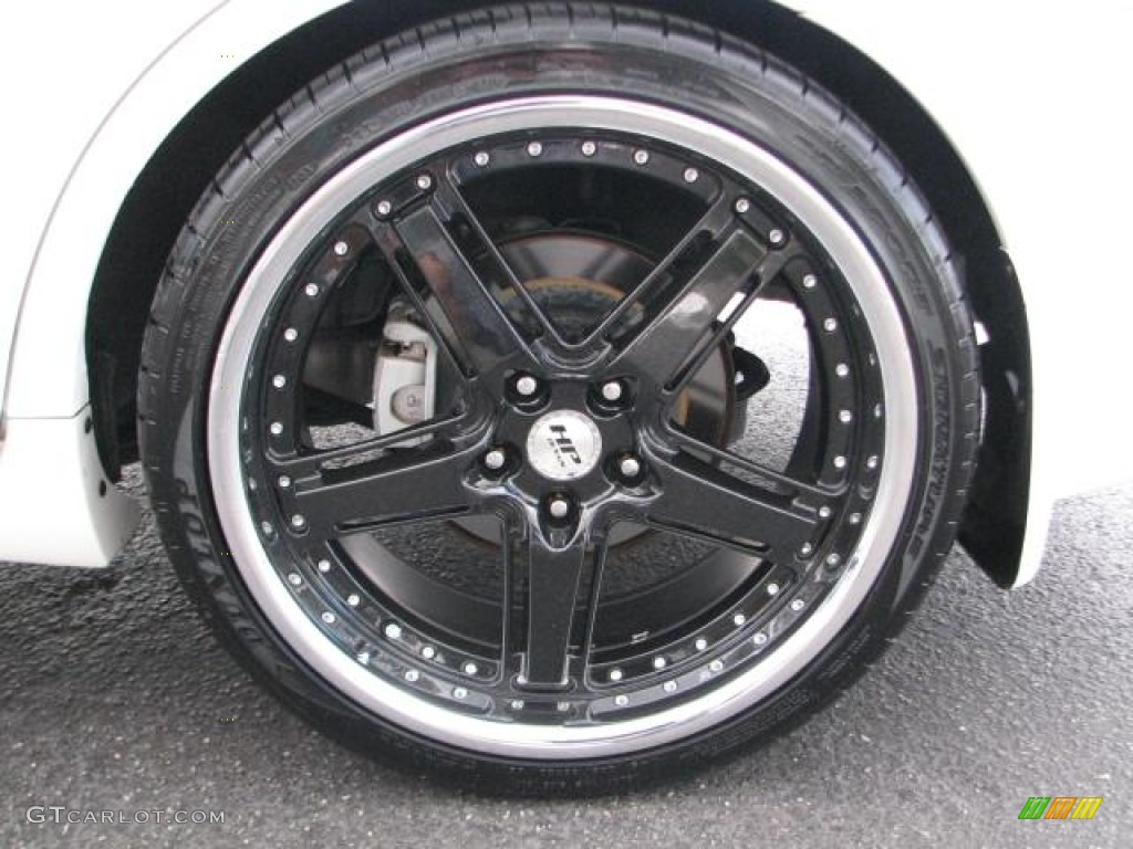 2002 Nissan Altima 2.5 S Custom Wheels Photo #56277796