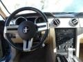 2006 Windveil Blue Metallic Ford Mustang V6 Premium Coupe  photo #29