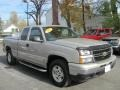 Silver Birch Metallic - Silverado 1500 Classic LS Extended Cab 4x4 Photo No. 20