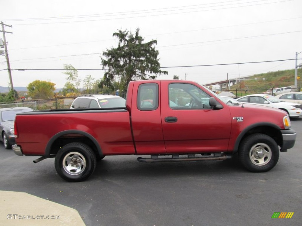 1999 Ford F-150 4x4