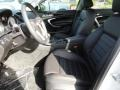 2012 Regal GS Ebony Interior