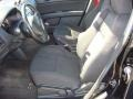 2007 Nissan Sentra SE-R Charcoal Interior Interior Photo