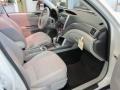 2012 Forester 2.5 XT Premium Platinum Interior